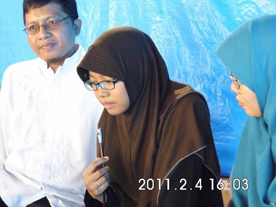 Silmi Menghafal Al Quran 30 Juz Hanya 3 Minggu