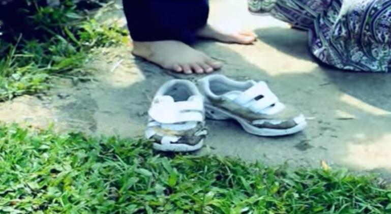Kisah Sepasang Sepatu Lusuh dan Seragam Sekolah